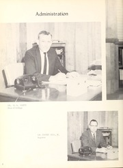 Page 8, 1965 Edition, Pearl River Community College - Yearbook (Poplarville, MS) online yearbook collection
