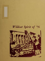 1976 Edition, Pearl River Community College - Yearbook (Poplarville, MS)