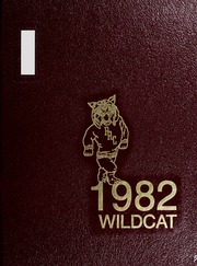 1982 Edition, Pearl River Community College - Yearbook (Poplarville, MS)