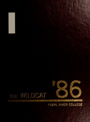 1986 Edition, Pearl River Community College - Yearbook (Poplarville, MS)