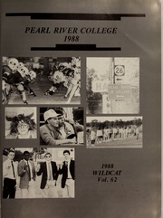 Page 5, 1988 Edition, Pearl River Community College - Wildcat Yearbook (Poplarville, MS) online yearbook collection
