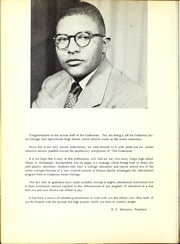 Page 10, 1960 Edition, Coahoma Community College - Coahoman Yearbook (Clarksdale, MS) online yearbook collection