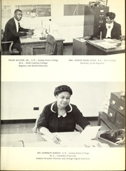 Page 13, 1960 Edition, Coahoma Community College - Coahoman Yearbook (Clarksdale, MS) online yearbook collection