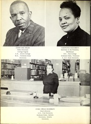 Page 14, 1960 Edition, Coahoma Community College - Coahoman Yearbook (Clarksdale, MS) online yearbook collection
