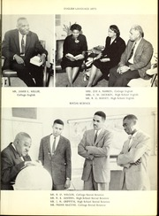 Page 17, 1960 Edition, Coahoma Community College - Coahoman Yearbook (Clarksdale, MS) online yearbook collection