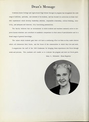Page 12, 1963 Edition, Coahoma Community College - Coahoman Yearbook (Clarksdale, MS) online yearbook collection
