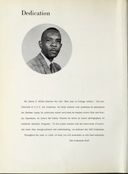 Page 8, 1963 Edition, Coahoma Community College - Coahoman Yearbook (Clarksdale, MS) online yearbook collection