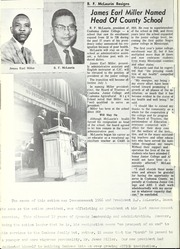 Page 12, 1967 Edition, Coahoma Community College - Coahoman Yearbook (Clarksdale, MS) online yearbook collection