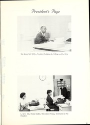 Page 13, 1967 Edition, Coahoma Community College - Coahoman Yearbook (Clarksdale, MS) online yearbook collection
