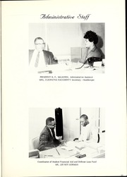Page 15, 1967 Edition, Coahoma Community College - Coahoman Yearbook (Clarksdale, MS) online yearbook collection