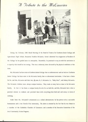 Page 16, 1967 Edition, Coahoma Community College - Coahoman Yearbook (Clarksdale, MS) online yearbook collection