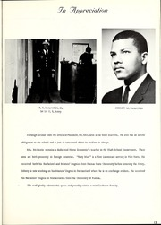 Page 17, 1967 Edition, Coahoma Community College - Coahoman Yearbook (Clarksdale, MS) online yearbook collection
