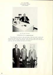 Page 14, 1968 Edition, Coahoma Community College - Coahoman Yearbook (Clarksdale, MS) online yearbook collection