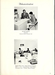 Page 15, 1968 Edition, Coahoma Community College - Coahoman Yearbook (Clarksdale, MS) online yearbook collection