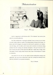 Page 16, 1968 Edition, Coahoma Community College - Coahoman Yearbook (Clarksdale, MS) online yearbook collection