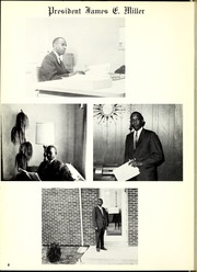 Page 12, 1969 Edition, Coahoma Community College - Coahoman Yearbook (Clarksdale, MS) online yearbook collection