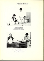 Page 16, 1969 Edition, Coahoma Community College - Coahoman Yearbook (Clarksdale, MS) online yearbook collection