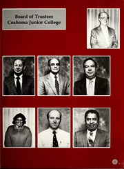 Page 13, 1988 Edition, Coahoma Community College - Coahoman Yearbook (Clarksdale, MS) online yearbook collection
