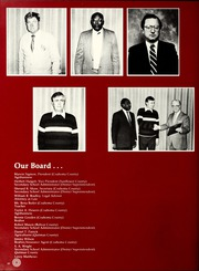 Page 14, 1988 Edition, Coahoma Community College - Coahoman Yearbook (Clarksdale, MS) online yearbook collection