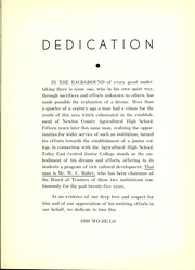 Page 11, 1939 Edition, East Central Community College - Wo He Lo Yearbook (Decatur, MS) online yearbook collection