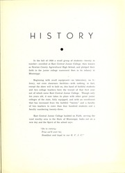 Page 13, 1939 Edition, East Central Community College - Wo He Lo Yearbook (Decatur, MS) online yearbook collection