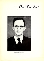 Page 15, 1939 Edition, East Central Community College - Wo He Lo Yearbook (Decatur, MS) online yearbook collection