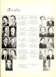 Page 17, 1939 Edition, East Central Community College - Wo He Lo Yearbook (Decatur, MS) online yearbook collection
