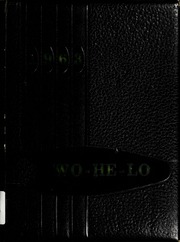 East Central Community College - Wo He Lo Yearbook (Decatur, MS) online yearbook collection, 1963 Edition, Page 1