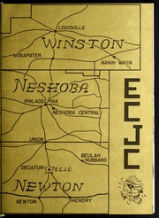 Page 3, 1966 Edition, East Central Community College - Wo He Lo Yearbook (Decatur, MS) online yearbook collection
