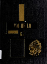 East Central Community College - Wo He Lo Yearbook (Decatur, MS) online yearbook collection, 1967 Edition, Page 1