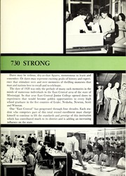 Page 11, 1969 Edition, East Central Community College - Wo He Lo Yearbook (Decatur, MS) online yearbook collection