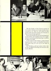 Page 14, 1969 Edition, East Central Community College - Wo He Lo Yearbook (Decatur, MS) online yearbook collection