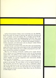 Page 9, 1969 Edition, East Central Community College - Wo He Lo Yearbook (Decatur, MS) online yearbook collection