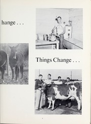 Page 9, 1971 Edition, East Central Community College - Wo He Lo Yearbook (Decatur, MS) online yearbook collection
