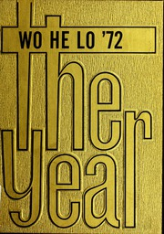 Page 1, 1972 Edition, East Central Community College - Wo He Lo Yearbook (Decatur, MS) online yearbook collection