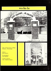 Page 5, 1973 Edition, East Central Community College - Wo He Lo Yearbook (Decatur, MS) online yearbook collection
