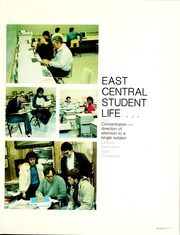 Page 11, 1985 Edition, East Central Community College - Wo He Lo Yearbook (Decatur, MS) online yearbook collection