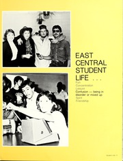 Page 15, 1985 Edition, East Central Community College - Wo He Lo Yearbook (Decatur, MS) online yearbook collection