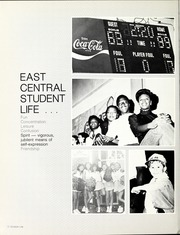 Page 16, 1985 Edition, East Central Community College - Wo He Lo Yearbook (Decatur, MS) online yearbook collection
