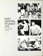 Page 8, 1985 Edition, East Central Community College - Wo He Lo Yearbook (Decatur, MS) online yearbook collection