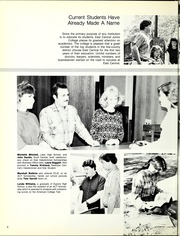 Page 12, 1988 Edition, East Central Community College - Wo He Lo Yearbook (Decatur, MS) online yearbook collection
