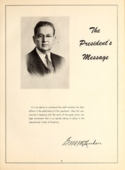 Page 13, 1946 Edition, Hinds Community College - Eagle Yearbook (Raymond, MS) online yearbook collection