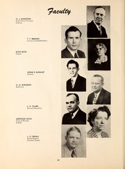 Page 14, 1946 Edition, Hinds Community College - Eagle Yearbook (Raymond, MS) online yearbook collection