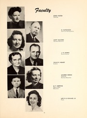 Page 15, 1946 Edition, Hinds Community College - Eagle Yearbook (Raymond, MS) online yearbook collection