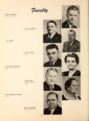 Page 16, 1946 Edition, Hinds Community College - Eagle Yearbook (Raymond, MS) online yearbook collection