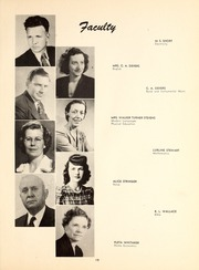 Page 17, 1946 Edition, Hinds Community College - Eagle Yearbook (Raymond, MS) online yearbook collection