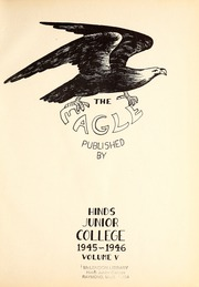 Page 5, 1946 Edition, Hinds Community College - Eagle Yearbook (Raymond, MS) online yearbook collection