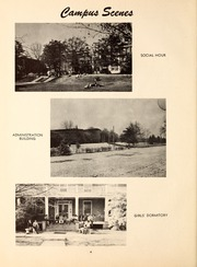 Page 8, 1946 Edition, Hinds Community College - Eagle Yearbook (Raymond, MS) online yearbook collection
