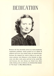 Page 10, 1950 Edition, Hinds Community College - Eagle Yearbook (Raymond, MS) online yearbook collection