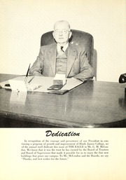 Page 10, 1954 Edition, Hinds Community College - Eagle Yearbook (Raymond, MS) online yearbook collection